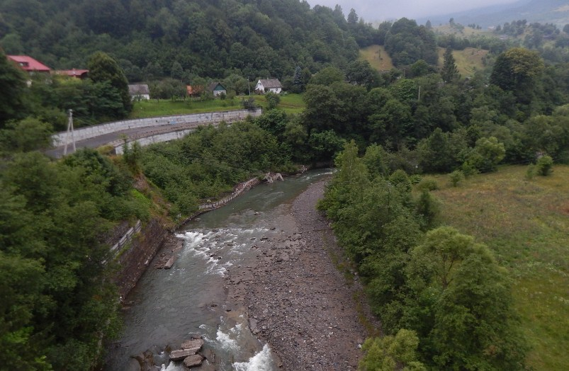 Карпатська ріка