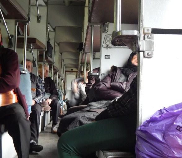 Поїзд Івано-Франківськ-Рахів