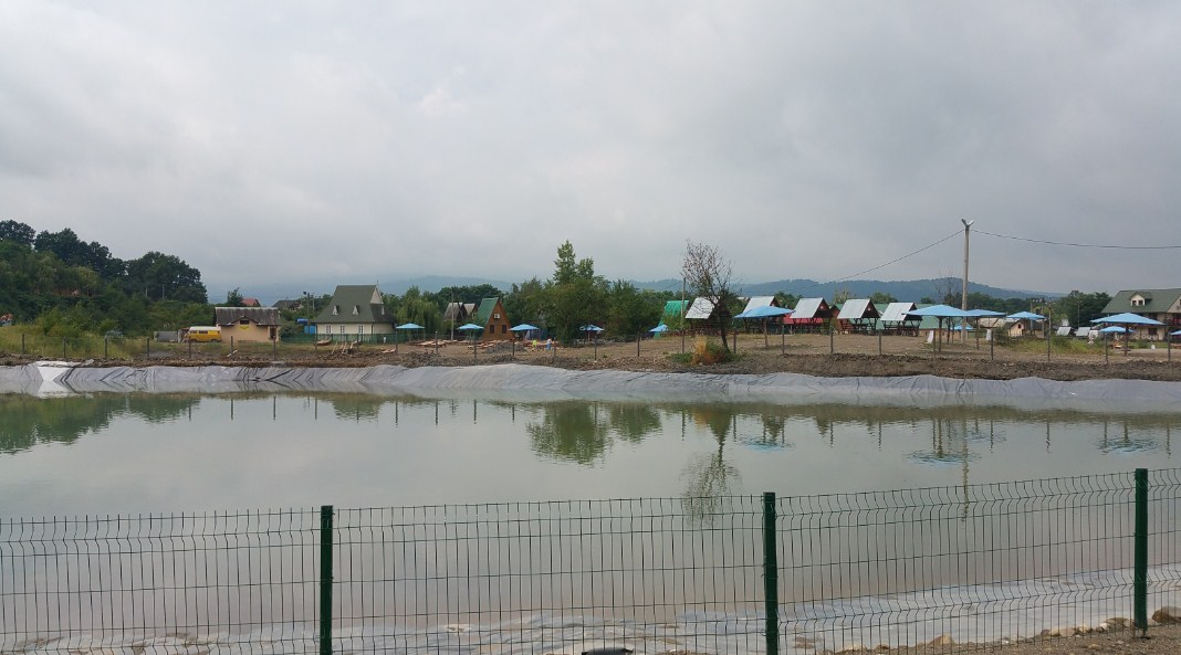 Солене озеро