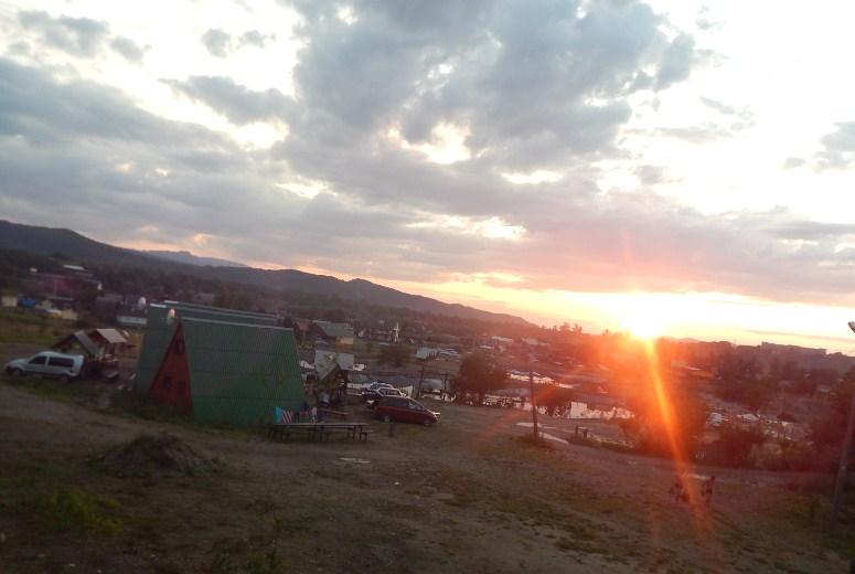 Сонце над курортом