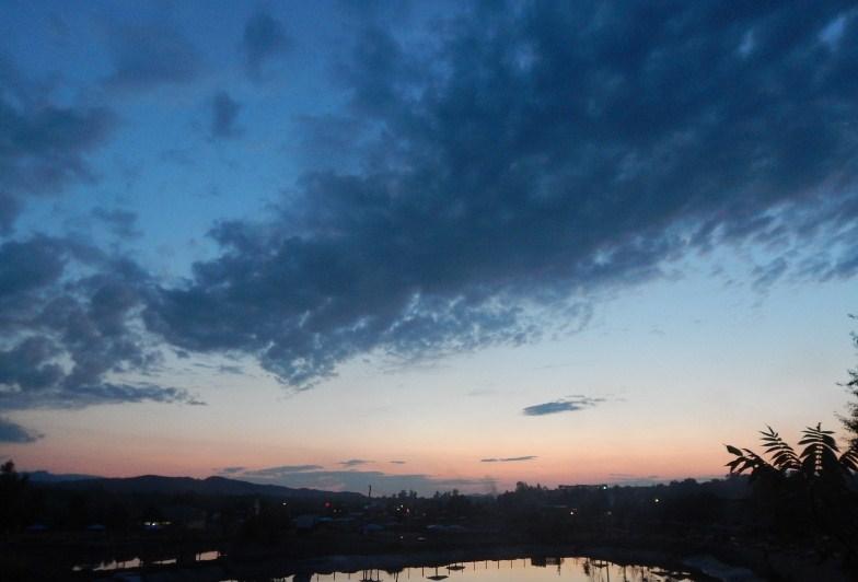 Вечірнє небо