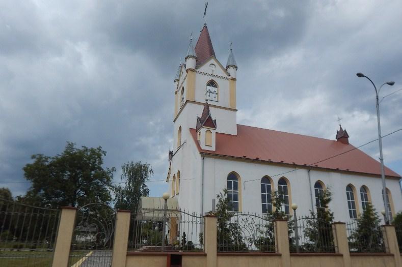 Закарпатський костел