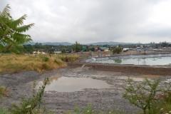 Після дощу у Солотвино, наступного дня - спека
