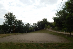Волейбольний майданчик