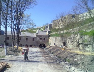 Фортеця у Кам'янці