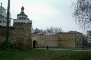 Кармелітський монастир у Бердичеві - колишній замок