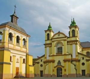 Костел Пресвятої Діви Марії в Івано-Франківську