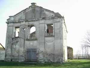Костел в Окопах