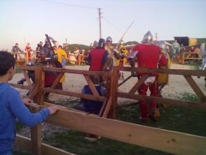 На курортах часто проводяться фестивалі