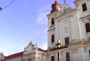 Домініканський монастир та костел 18 століття в Богородчанах