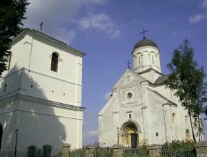 Храм Пантелеймона і дзвінниця монастиря Святого Станіслава
