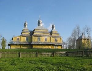 Храм у селі Лімна