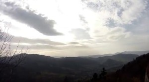 Карпати у Турківському районі, Ужоцький перевал