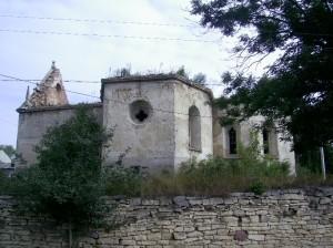 Костел у Михальче