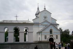 Церква Пресвятої Богородиці у Чернелиці 1817 року побудови