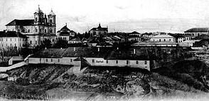 Замок у Городенці
