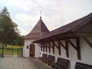 Башта і стіни замку