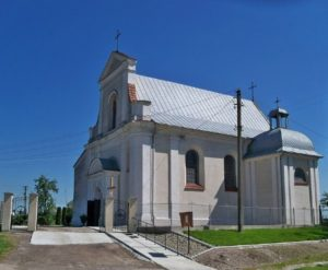 Костел у Ходорові