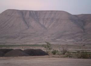Пустельні гори на Синайському півострові дуже мальовничі