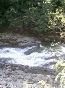 Водоспад у Косові