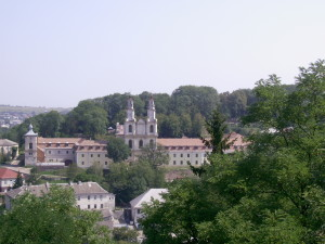 Католицький монастир (конвент) у Бучачі