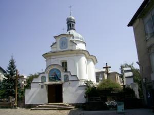 Миколаївська церква 1610 р. у Бучачі