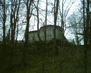Замок Скарбка у Рожнятові