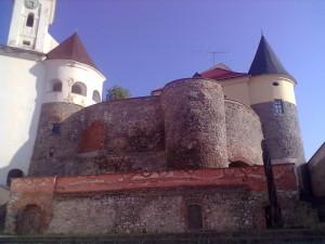 Замок Корятовича - ядро мукачівської фортеці