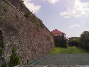 Бастіон замку в Ужгороді
