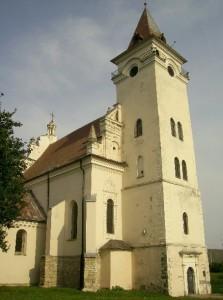 Костел святого Миколая у Рогатині
