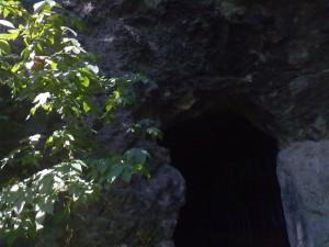 Печера в Одаєві, урочище Городище