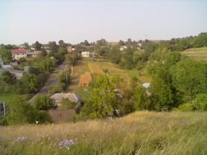 Село Підлужжя