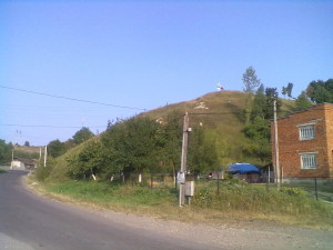 Гора Камінь у селі Підлужжя