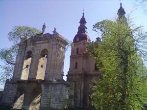 Монастир у смт Гвіздець