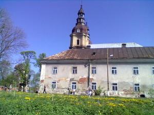Гвіздецький монастир