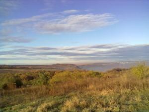 Дністровський каньйон біля села Незвисько