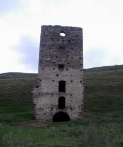 Башта раковецького замку