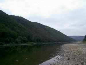 Берем'янський дністровський каньйон