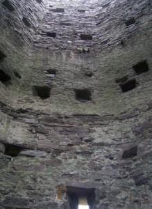 Бійниці раковецької башти