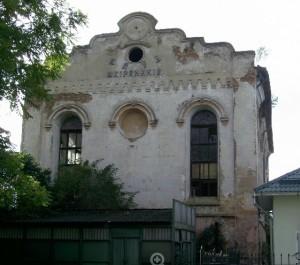 Болехівська синагога - радянський клуб шкіряників
