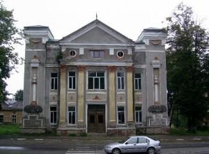 Будинок товариства Сокіл у Калуші