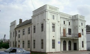Бурштинська синагога
