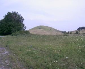 Чортова гора біля Рогатина