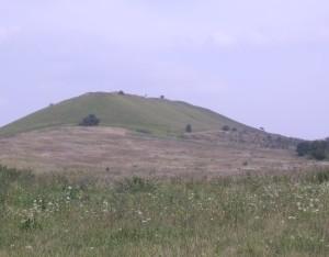 Чортова гора зблизька