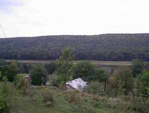 Дністровський каньйон села Раковець