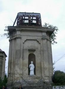 Дзвінниця костелу святого Валентина у Михальче