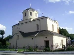Галицька церква Різдва, споруджена в 15 столітті (а може й раніше)
