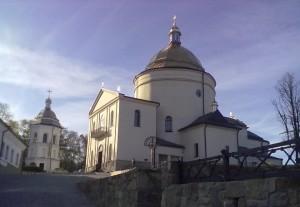 Гошівський монастир на Ясній Горі