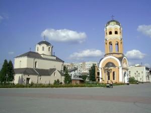 Храм Різдва у Галичі - дзвінницю спорудили у 1998 році на 1000-ліття Галича