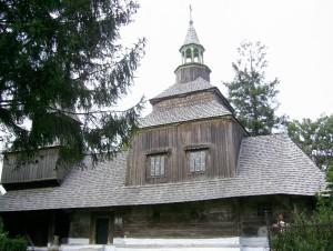 Храм святого Духа у Рогатині